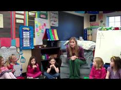 """Oral Storytelling (Capitals and Punctuation)- More of her """"whole brain teaching"""" videos.  I've used her ideas and love them!  Definitely doing this one tomorrow with capitals and punctuation.  Lots of other videos on her you tube channel.  Watch them all!"""