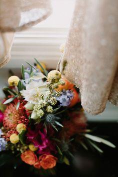 Vibrant Eclectic Byron Bay Australia Wedding With Organic Detailing Custom Wedding Dress, Floral Wedding, Wedding Bouquets, Wedding Flowers, Harvest Cafe, Terrarium Centerpiece, Bridal Car, Byron Bay Weddings, Saturated Color