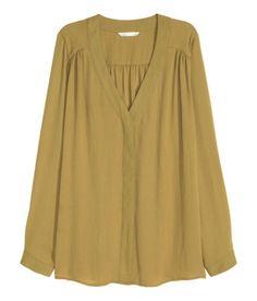 H-M-blusa-shirt-Bluse  * Blusa original da H&M (exclusivamente moda europeia) * Novo, sem ser usado, com etiqueta original  * Coleção primaverão- verão Europa 2016 * Tamanho EU 38, Brasil 40