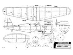 Fiat G.50 - plan thumbnail