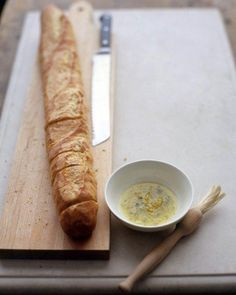 Lemon-Herb Bread Recipe