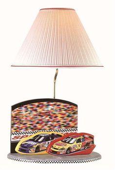 Lite Source Nascar Lamp, Gray - 3NC50107