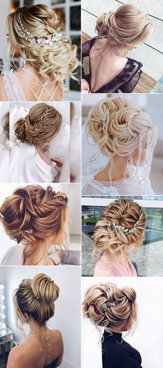We have some styles to be perfect inspiration for your bridal look. Elstile wedding hairstyles are perfect for brides with long or medium hair length. We have collected for you fabulous ideas from trendy volume hairstyles to classic updos. With complex and flawless details like the headpieces and hair accessories, these trendy styles are sureRead more