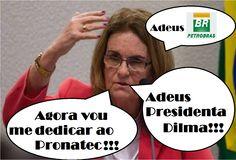 Imagem do dia:Graça Foster anuncia desligamento da Petrobras