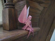 origami fairy
