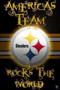 Steelers Rock The World