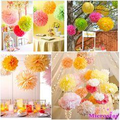 10pcs-set-Wedding-Decorative-20cm-8-Props-Supplies-Tissue-Paper-Pom-Poms-Wedding-Party-Festival-Decoration (1)