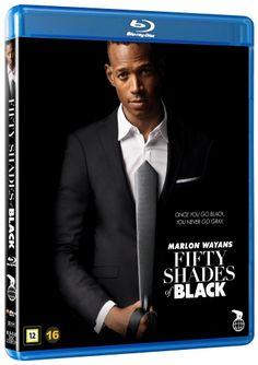 Fifty Shades of Black (Blu-ray) (Blu-ray) 9,95e