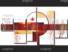 Tableau Art abstrait géométrique