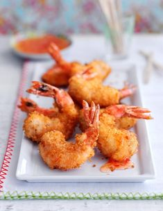 Easiest Ever 15-Minute Coconut Shrimp #recipe