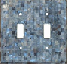 Shell Tiles | Seashell Mosaic Tiles | Custom Shell Tiles by Lyric ...