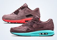 Nike Air Max Burnished Collection - Release Date - SneakerNews.com