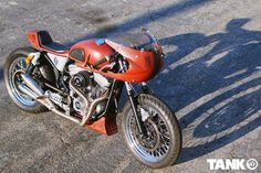 For Motorcycle fans: Harley-Davidson