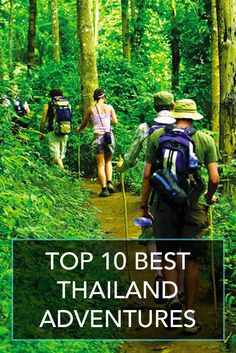 Discover what makes Thailand the top adventure travel destination of 2016