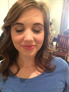 makeup by Larkin