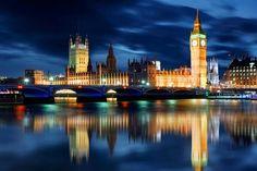 Big Ben e Palácio de Westminster, Londres