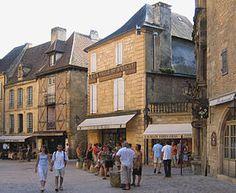 Sarlat-la-Canéda, Aquitaine, France