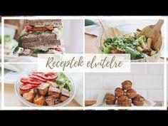Egyszerű, elviteles receptek | fatimapanka - YouTube