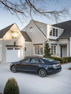 - Garage Exterior Pictures From HGTV Smart Home 2014 on HGTV