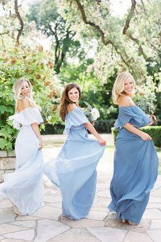 shade of blue wedding dresses/ serenity blue wedding dresses