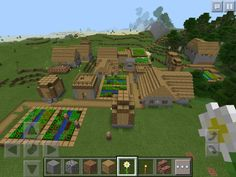 Plains Villages and the Tomb to Raid [Desert Temple] - MCPE - Epic Minecraft PE Seeds Minecraft Pe Seeds, Desert Temple, Stepping Stones, Games, Outdoor Decor, Crafts, Stair Risers, Manualidades, Gaming