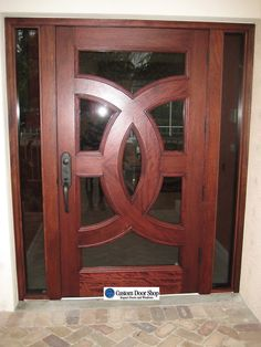 1000 images about front door pizazz on pinterest front for Extra wide exterior doors