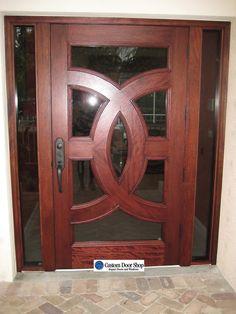 Grand doors wood doors entry doors custom wood doors Extra wide front doors