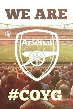 Come on, You Gunners! Real Soccer, Soccer Fans, Soccer Players, Best Football Team, Arsenal Football, Arsenal Fc, Orlando City, European Football, One Team