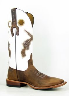 Anderson Bean Horse Power White Glove Pistol Cowgirl Boots/ A must have for my closet Boot Over The Knee, Head Over Boots, Western Shoes, Western Wear, Cowgirl Style, Cowgirl Boots, Horse Boots, Men Boots, Cowgirl Outfits