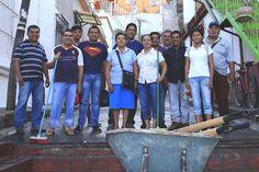 Avanza Ayuntamiento de Tehuantepec en recuperación del orden en espacios públicos