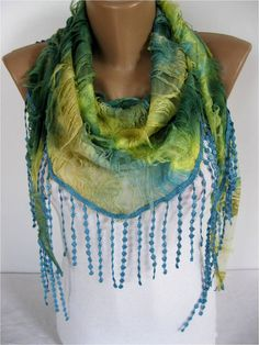 SALE ! 9,90 USD Fashion scarf - gift Ideas For Her Women's Scarves-christmas gift- for her -Fashion accessories