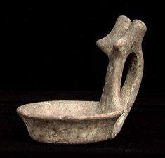 Ancient Etruscan Art and Italic Art - Pottery, Figures.  Edgar L. Owen Galleries