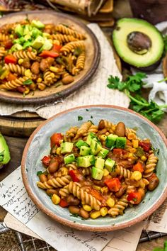 Whole Food Recipes, Dinner Recipes, Healthy Recipes, Vegan Party Food, Vegan Tacos, Tomato Vegetable, Drying Pasta, Clean Eating Dinner, How To Cook Pasta