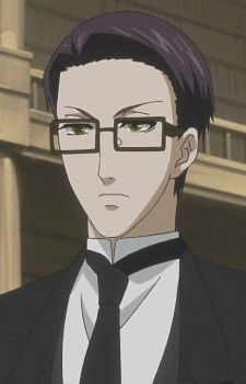 William T. Spears. Why is this man so fuckin attractive...why are Anime characters so fricken attractive?