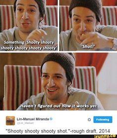 Hahaha yes, Lin-Manuel Miranda! Alexander Hamilton, Theatre Nerds, Musical Theatre, Theater, Hamilton Lin Manuel Miranda, Hamilton Musical, Hamilton Broadway, Fandoms, Dear Evan Hansen