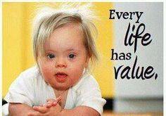 Toda vida tiene su Valor. Jesus pago por todos. TODOS.