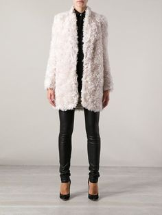 Shop Stella McCartney faux fur jacket in from the world's best independent  boutiques at farfetch.