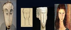 The Ngil Mask of the Fang and Amedeo Modigliani By Barbara Steinberg