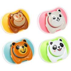 (OOTDTY) 2017 Baby Pacifier Soother Silicone Dummy Baby Pacifier Teether Soother Nipples MAR30_17
