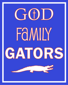 Faith, Family and Football. Here's hoping God shows some mercy on us Gator fans. I know He's got more important things to work on, but Florida sure could use a lil' help against Bama today! Fla Gators, Florida Gators Football, Oregon Ducks Football, Ohio State Football, Ohio State Buckeyes, College Football, American Football, University Of Florida Football, State University