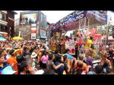 Songkran Harlem Shake Chiang Mai, Thailand by Sonic Playground
