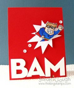 BAM! by Sarah.Jane - Cards and Paper Crafts at Splitcoaststampers