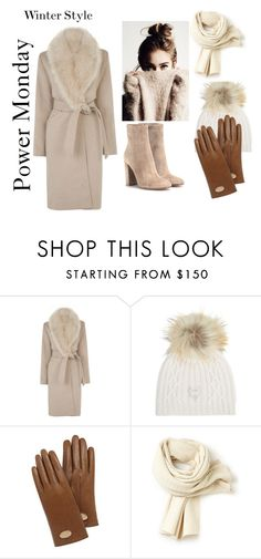 """""""Winter Style"""" by ivy-deleon-design on Polyvore featuring Warehouse, M. Miller, Mulberry, Lacoste and Gianvito Rossi"""