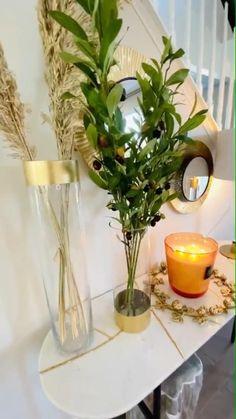 Diy Room Decor Videos, Diy Crafts For Home Decor, Diy Crafts For Gifts, Diy Arts And Crafts, Creative Crafts, Dollar Tree Decor, Creation Deco, Easy Diy, Diy Projects