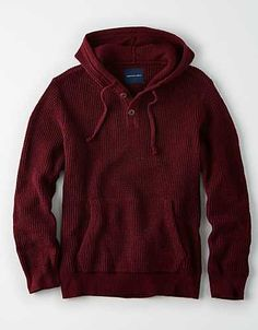 Discover an extensive selection of men's sweaters at American Eagle Outfitters. The best pieces for layering up this fall are here in a vareity of styles from V-neck sweaters to cool cardigans. Boys Sweaters, Men Sweater, Cardigans, Casual Shirts For Men, Men Casual, Mens Outfitters, Hoodies, Sweatshirts, Cool Shirts