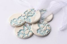 Hey, I found this really awesome Etsy listing at https://www.etsy.com/listing/202998368/white-ceramic-christmas-decorations