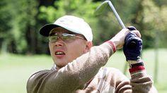 Ein ausgezeichneter Golfer ist Mika Häkkinen. Der ehemalige Formel-1-Weltmeister aus Finnland kann ein 12er Handicap vorweisen.
