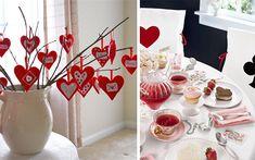 | La decoracion en San Valentín