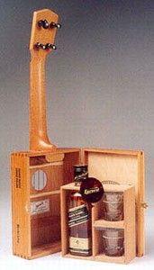 Ceegar Box & Hootchulele | Earnest Instruments