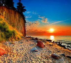 Sunset Beach #zachodslonca